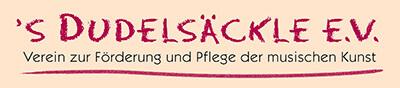 's Dudeläckle e.V. Logo